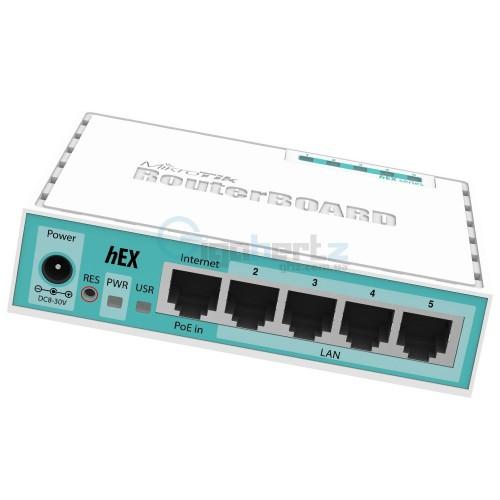hEX RB750Gr3 MikroTik