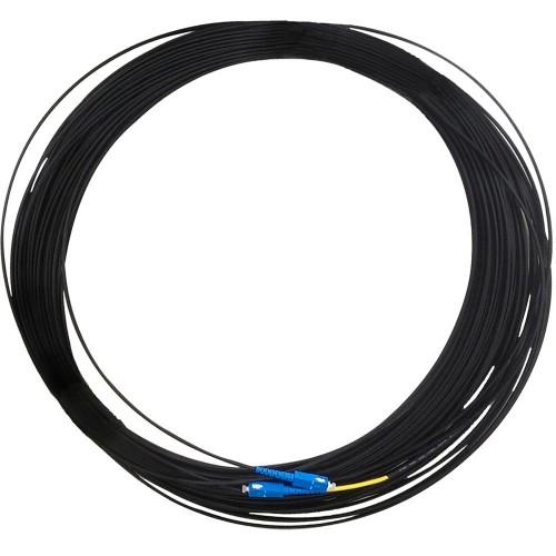 Патч-корд наружный для FTTH-сетей, 75 м, SC/UPC-SC/UPC (ОЦПс-1А1)