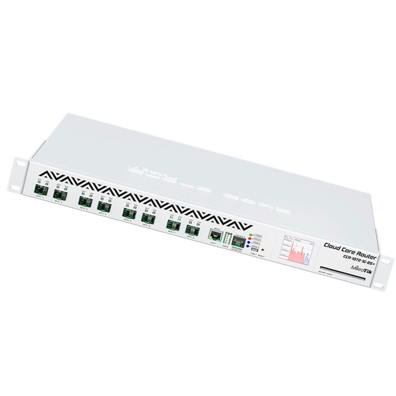 Cloud Core Router CCR1072-1G-8S+ MikroTik