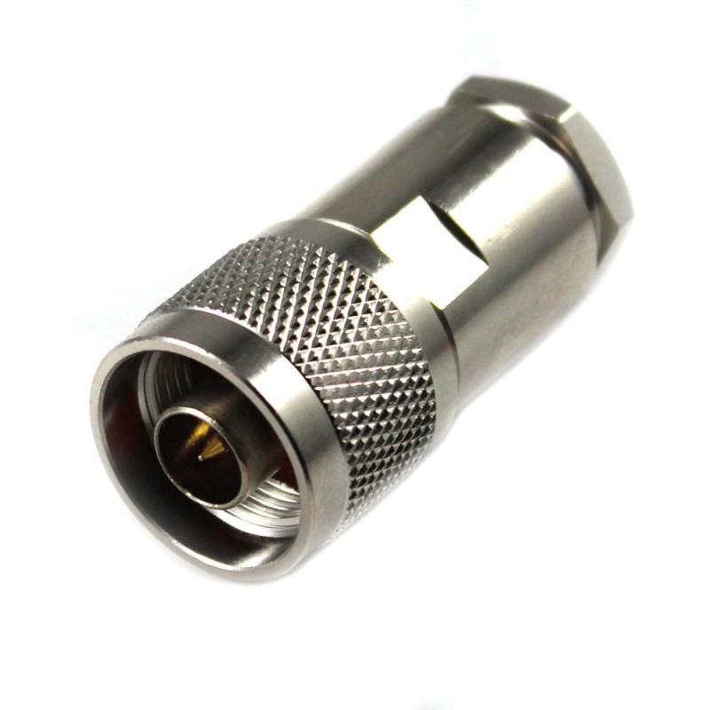 Конектор N-Type Male (пайкa) H1000