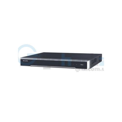 16-канальный 4K сетевой видеорегистратор - Hikvision - DS-7616NI-I2