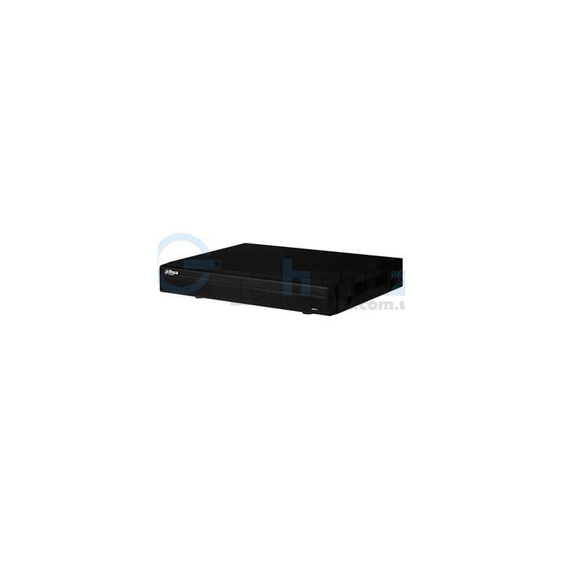 8-канальный Compact 4K сетевой видеорегистратор - Dahua - DH-NVR4108HS-4KS2