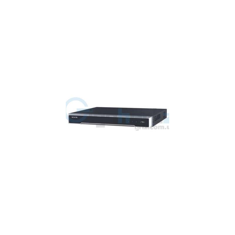 8-канальный NVR c PoE коммутатором на 8 каналов - Hikvision - DS-7608NI-K2/8p