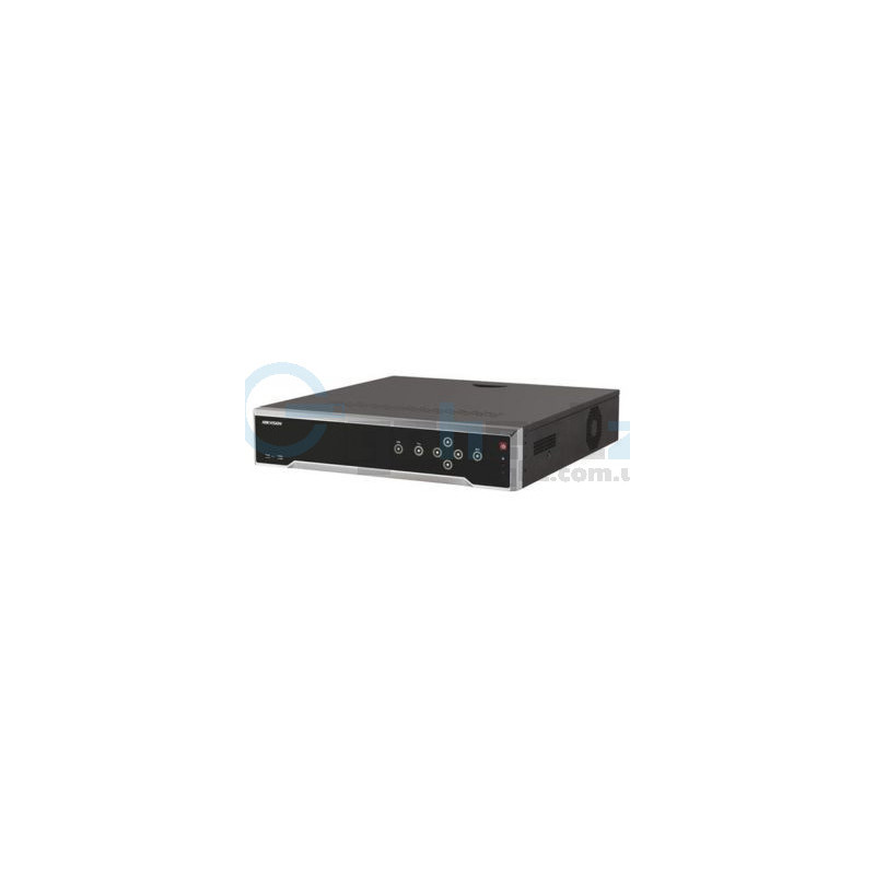 16-канальный NVR c PoE коммутатором на 16 портов - Hikvision - DS-7716NI-K4/16P