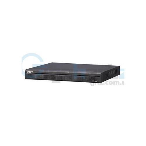 16-канальный 4K NVR c PoE коммутатором на 16 портов - Dahua - DHI-NVR5216-16P-4KS2E