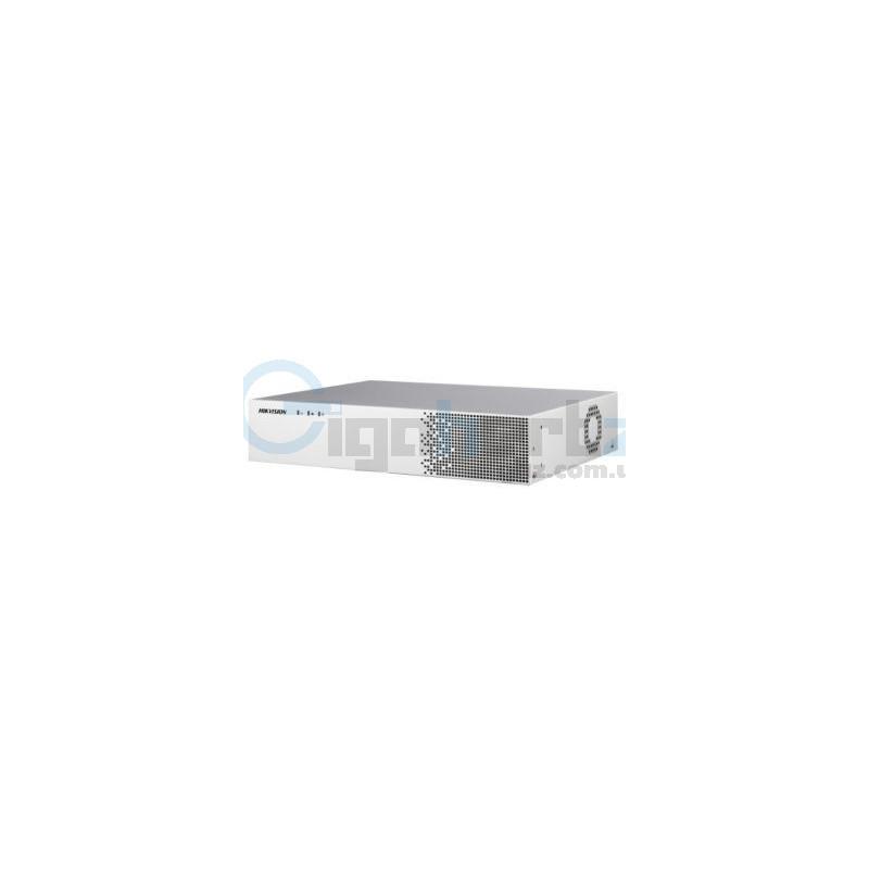 4-канальный NVR c распознаванием лиц - Hikvision - iDS-6704NXI-I/4F