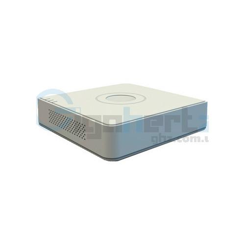 4-канальный NVR с PoE коммутатором на 4 порта - Hikvision - DS-7104NI-Q1/4P