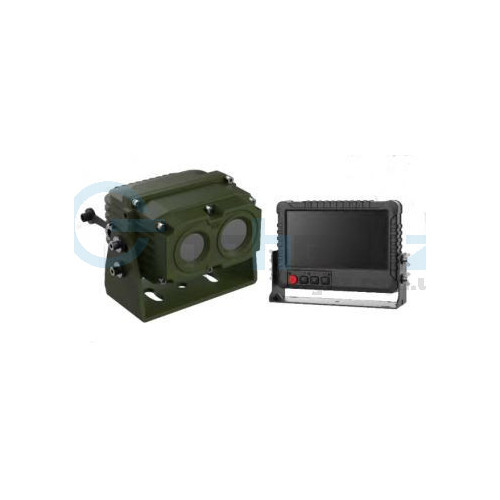 Тепловизионная биспектральная транспортная камера - Hikvision - DS-2TV13-10I