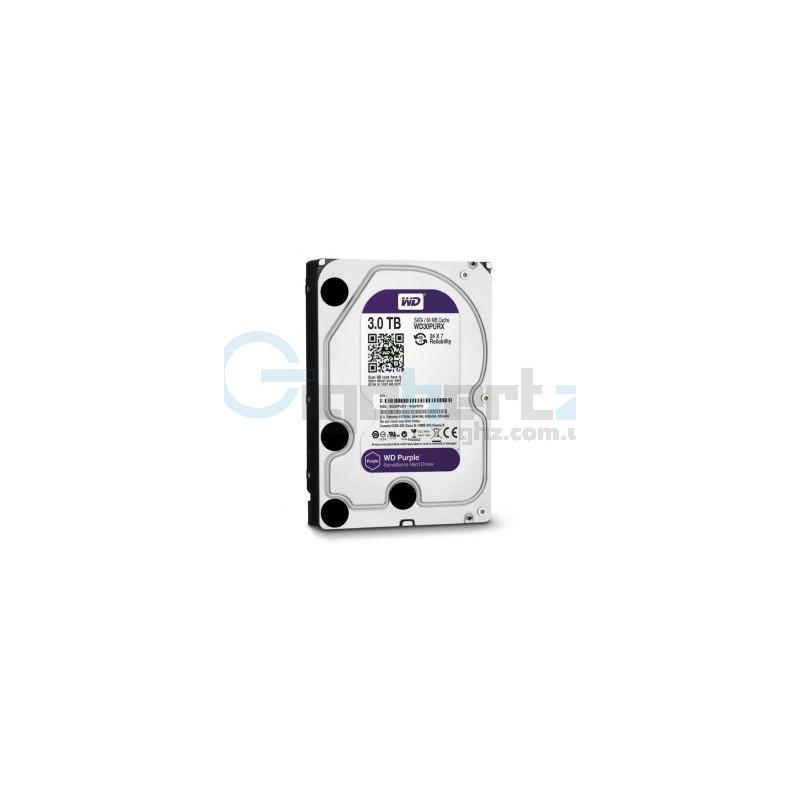 Жесткий диск 3Тб - Western Digital - WD30PURX