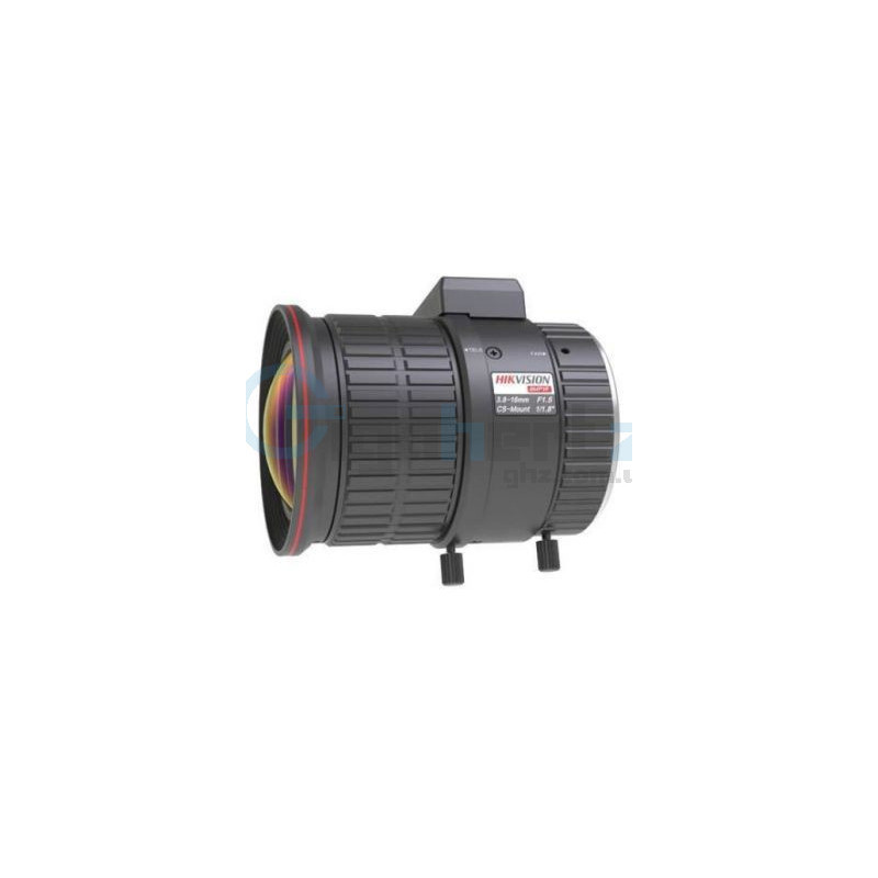 Объектив для 8Мп камер с ИК коррекцией - Hikvision - HV-3816D-8MPIR