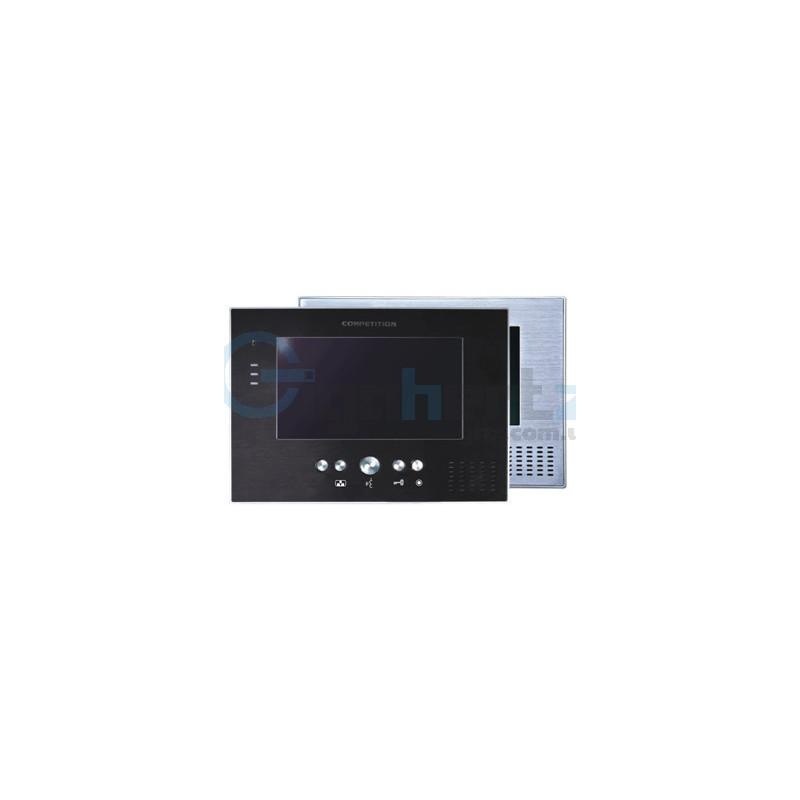 """7"""" монитор - Competition - MT373C-CK silver"""