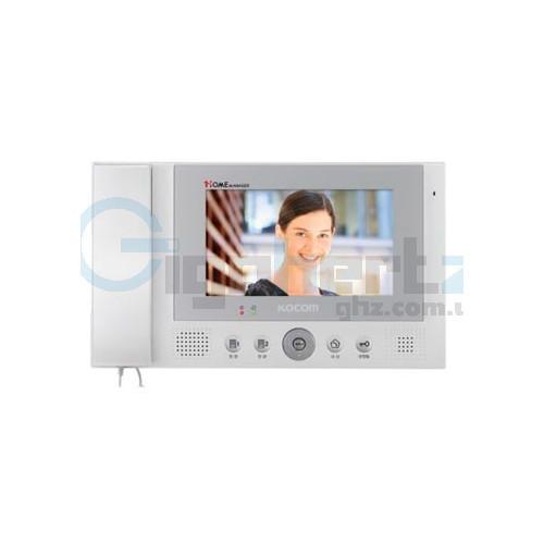"""7"""" монитор - KOCOM - KCV-801EV"""