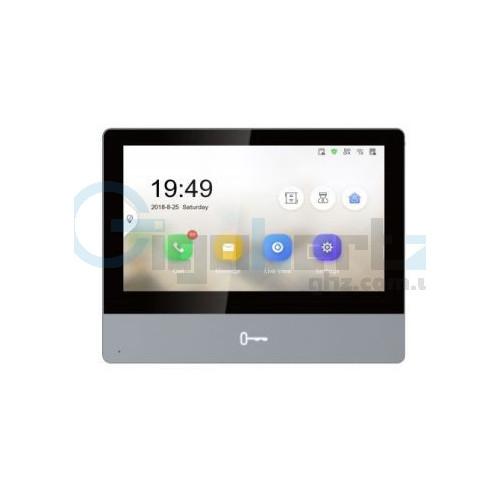 "7"" IP видеодомофон - Hikvision - DS-KH8350-TE1"