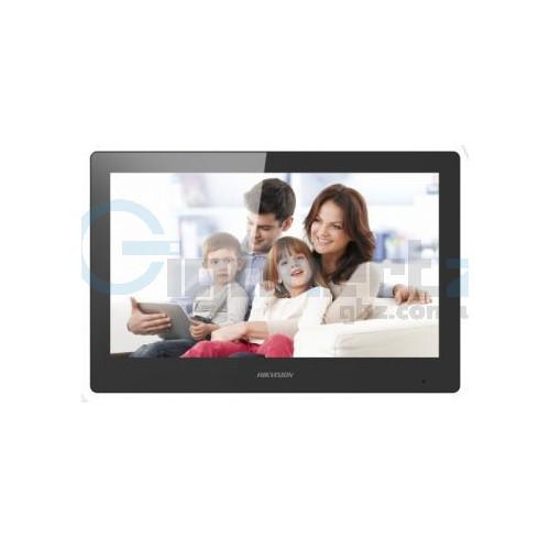 "10"" IP видеодомофон - Hikvision - DS-KH8520-WTE1"