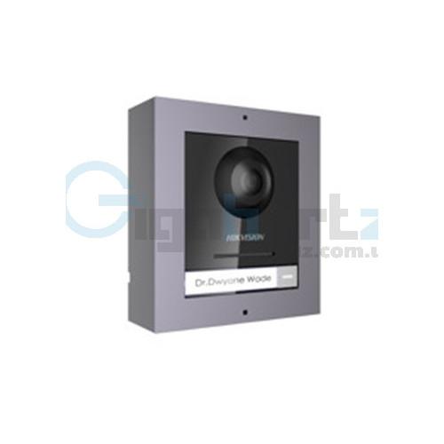 Комплект модуля вызывной IP панели + накладная рамка - Hikvision - DS-KD8003-IME1/Surface