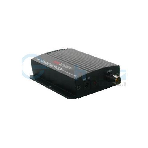 Конвертер сигнала c PoE (предатчик) - Hikvision - DS-1H05-T/E