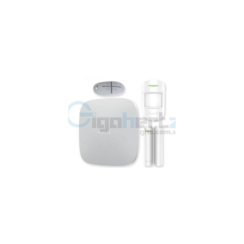Комплект беспроводной сигнализации Ajax - Ajax - HubKit Plus (white)