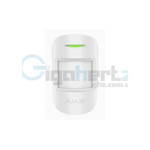 Беспроводной датчик движения - Ajax - MotionProtect (white)
