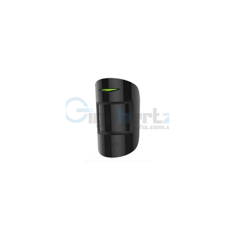 Беспроводной комбинированный датчик движения и разбития стекла - Ajax - CombiProtect (black)