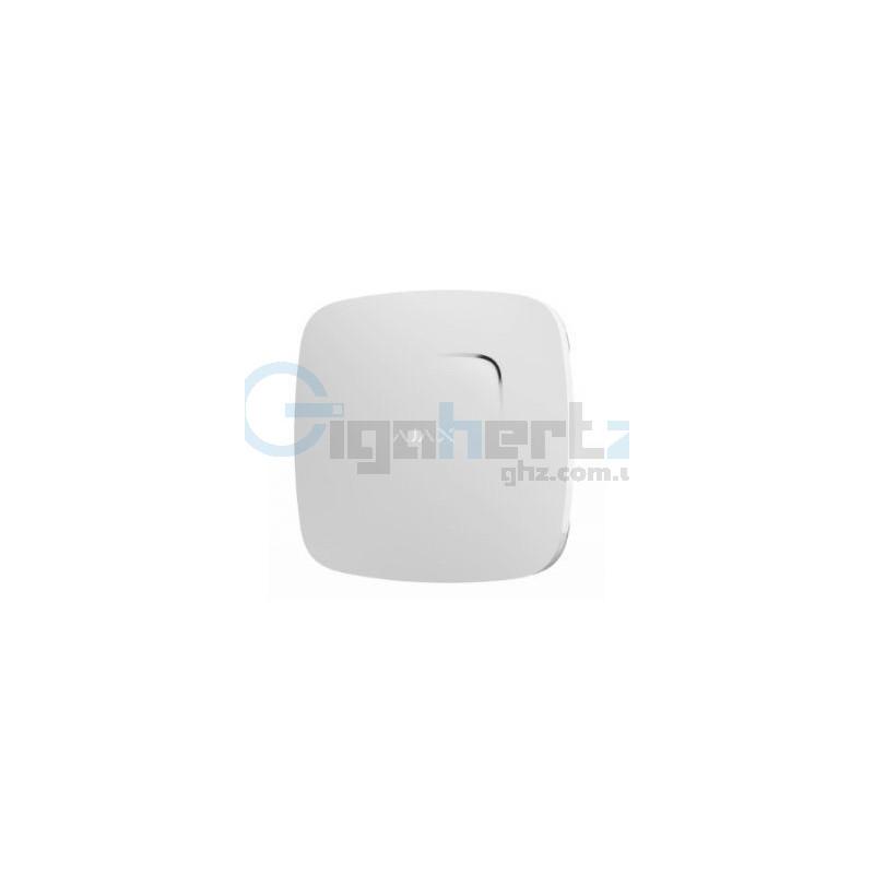 Беспроводной датчик дыма с температурным сенсором - FireProtect (white)