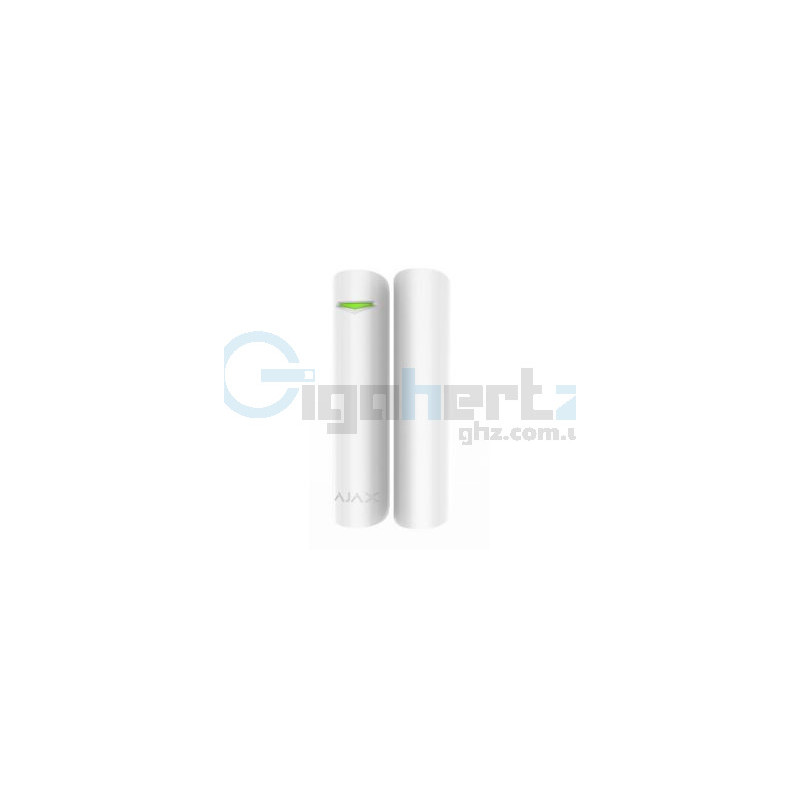 Магнитный датчик открытия с сенсором удара и наклона - Ajax - DoorProtect Plus (white)