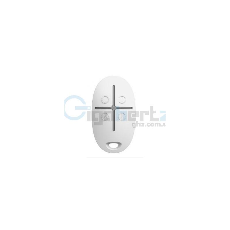 Брелок с тревожной кнопкой - Ajax - SpaceControl (white)