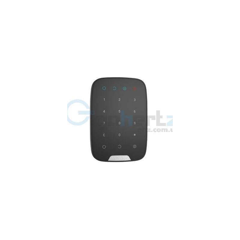 Беспроводная сенсорная клавиатура - Ajax - KeyPad (black)