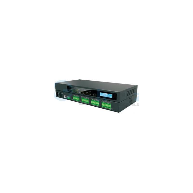 Матричный аудио коммутатор - Dahua - DH-VCS-MAP1616AH