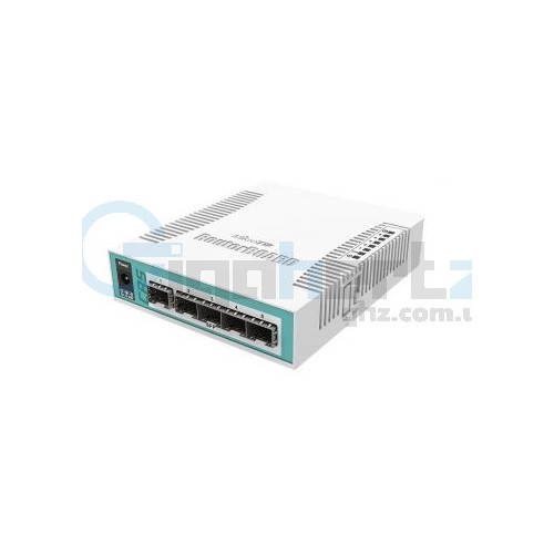 6-портовый маршрутизатор - MikroTik - CRS106-1C-5S
