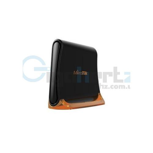 3-портовый Wi-Fi маршрутизатор - MikroTik - hAp Mini (RB931-2nD)