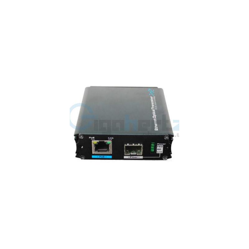 100Мб медиаконвертор - UTEPO - UOF7301E-POE