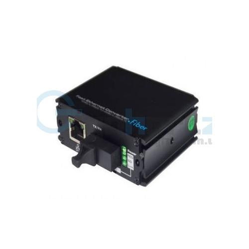 100Мб медиаконвертор, передатчик (Tx) - UTEPO - UOF3-MC01-ASR20KM
