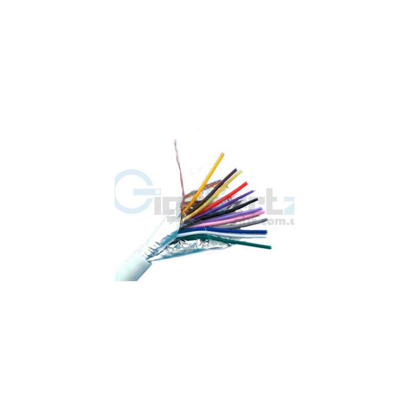 Бухта сигнального кабеля 12x0.22 (100 м) - Viatec - Кабель 12x0.22
