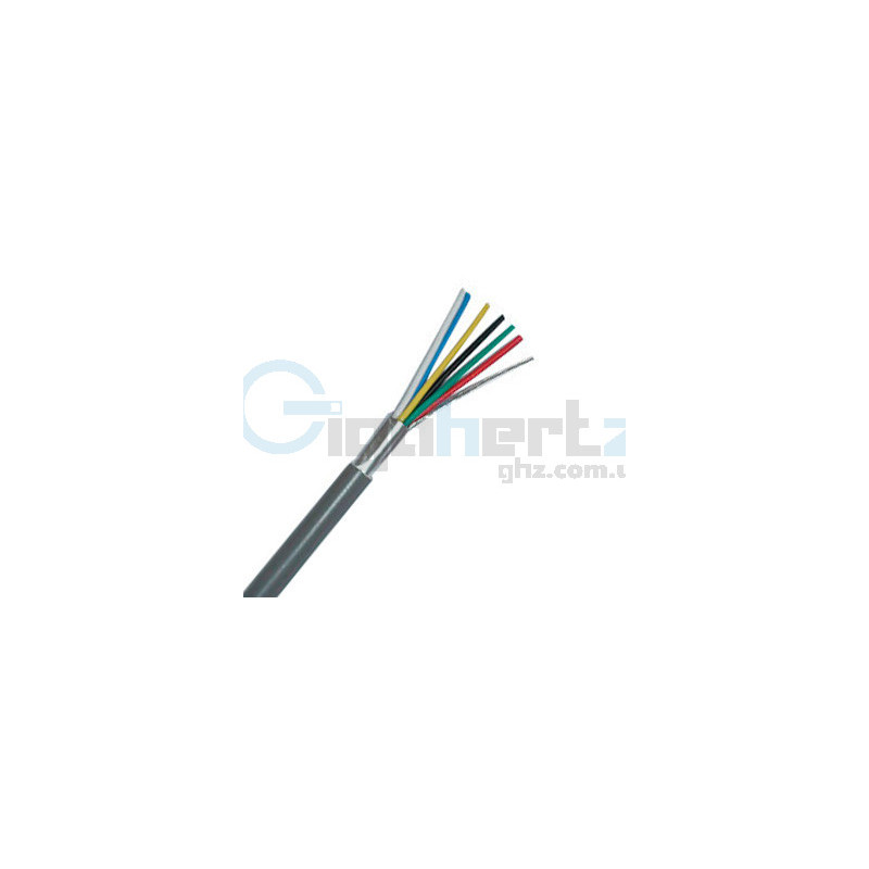 Бухта сигнального кабеля 6x0.22 (Вектор)(100М) - Trinix - Кабель 6x0.22