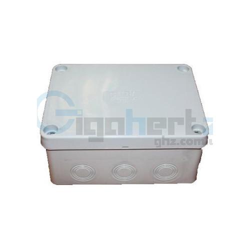 Коробка распределительная с кабель-вводами - Courbi - COURBI 150x110x70 серая
