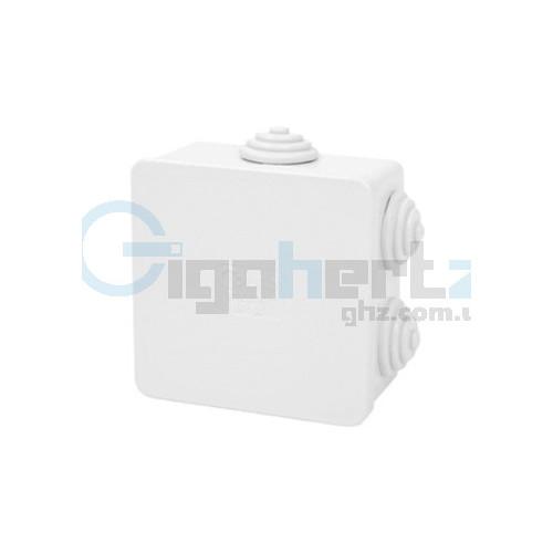 Коробка распределительная с кабель-вводами - Courbi - COURBI 80x80x40 серая