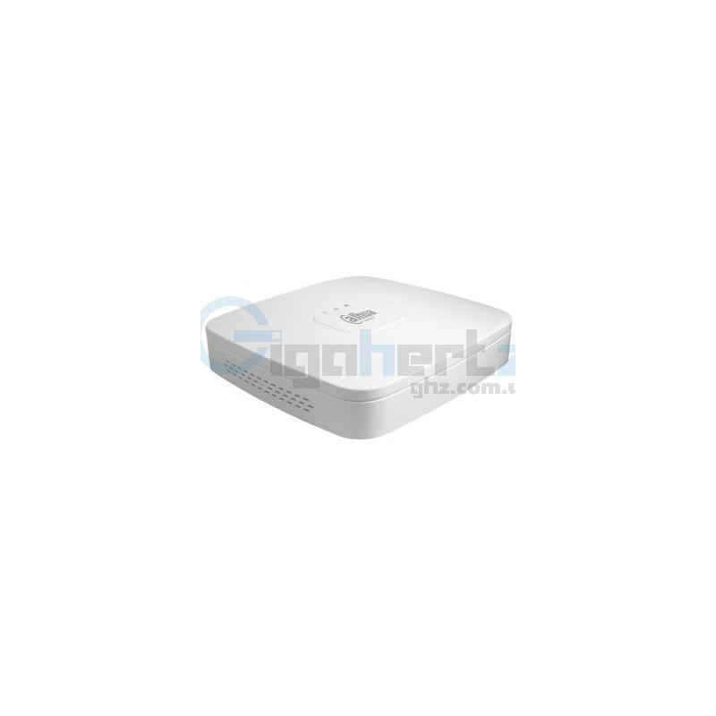 4-канальный Smart 4K сетевой видеорегистратор - Dahua - DHI-NVR2104-4KS2