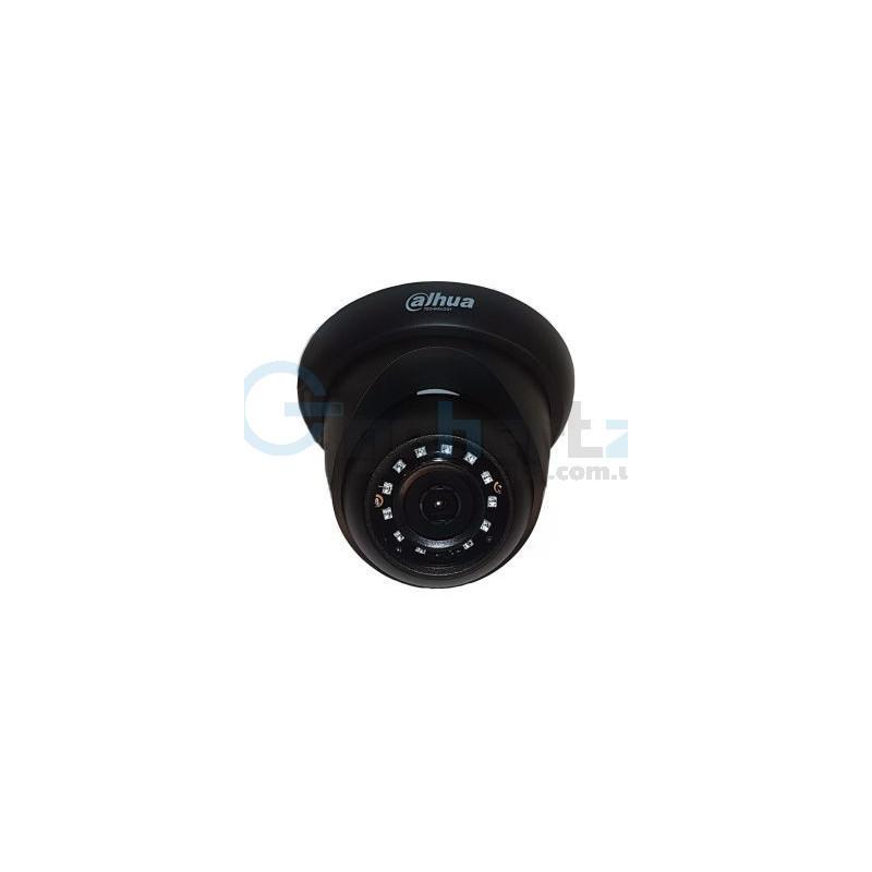 2 Мп HDCVI видеокамера - Dahua - DH-HAC-HDW1200RP-BE (2.8 мм)