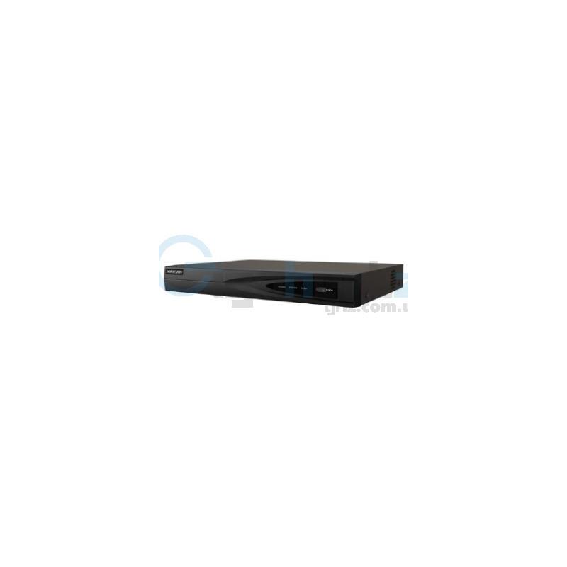 4-х канальный сетевой видеорегистратор Hikvision - Hikvision - DS-7604NI-K1/4P(B)