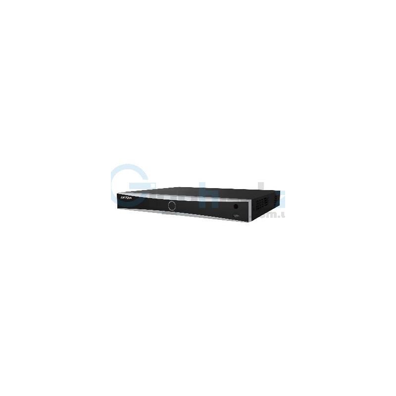 8 - канальный сетевой видеорегистратор Hikvision - Hikvision - DS-7608NXI-I2/4S