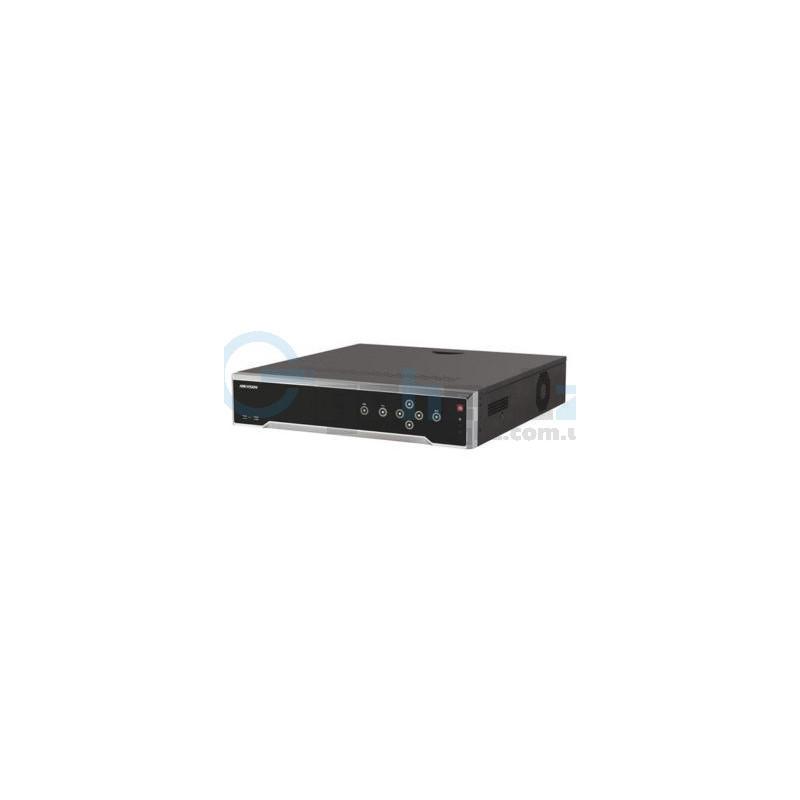 32-канальный 4K регистратор c PoE коммутатором на 16 портов - Hikvision - DS-7732NI-I4/16P (B)