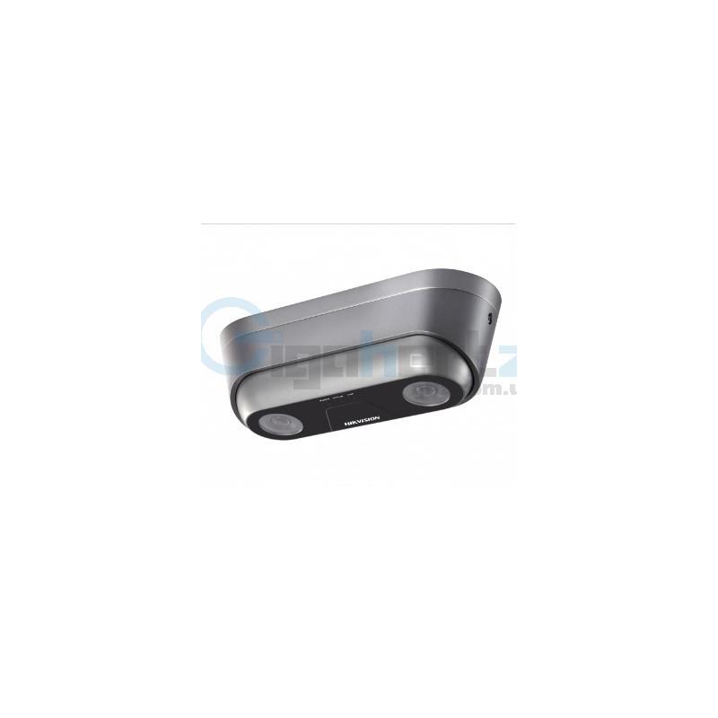 Видеокамера c двумя объективами и функцией подсчета людей - Hikvision - iDS-2XM6810F-IM/C