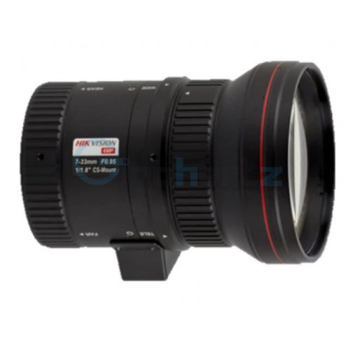 Вариофокальный 6Мп объектив - HV0733D-6MP