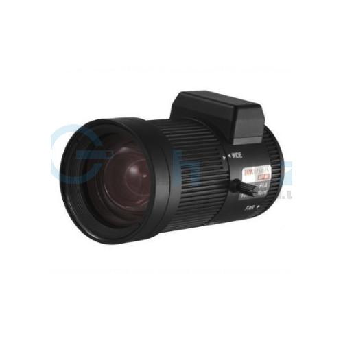 Vari-focal Auto Iris DC Drive 3MP IR Aspherical Lens - Hikvision - TV0550D-MPIR