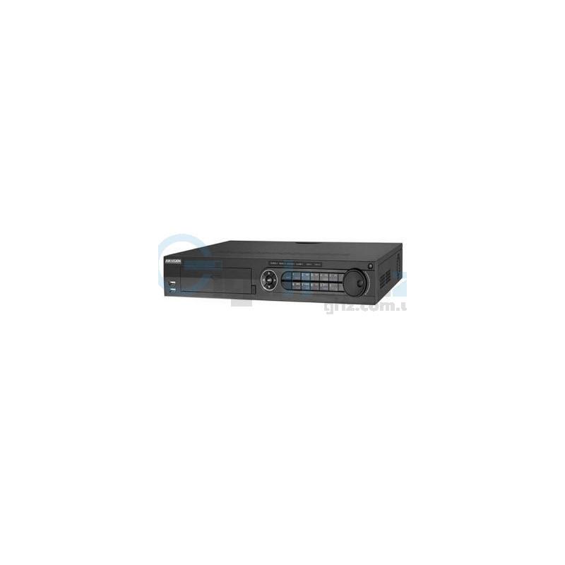8-канальный Turbo HD видеорегистратор - Hikvision - DS-7308HQHI-SH