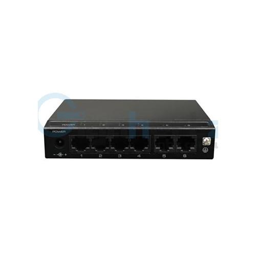 4-портовый PoE коммутатор UTEPO - UTEPO - SF6P-HM