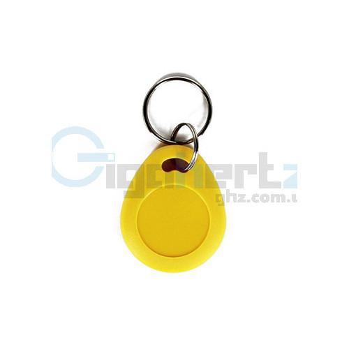 RFID брелок - Viatec - RFID KEYFOB EM-Yellow