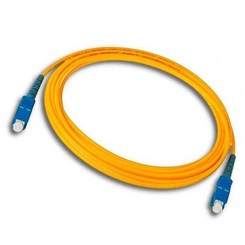Патч-корд SC/UPC-SC/UPC Simplex PVC 3M