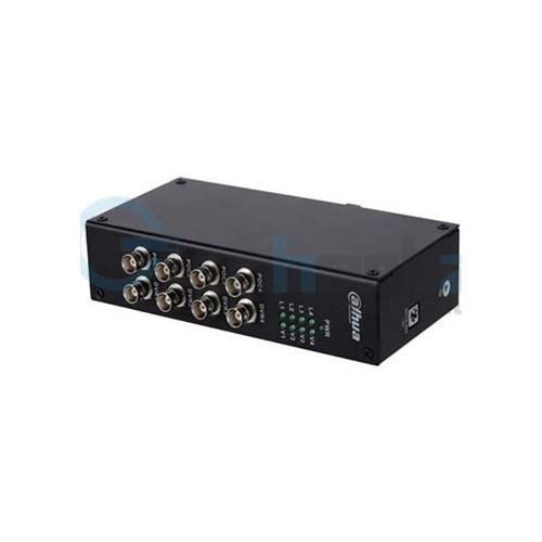4-канальный POC передатчик Dahua - Dahua - DH-PFM811-4CH