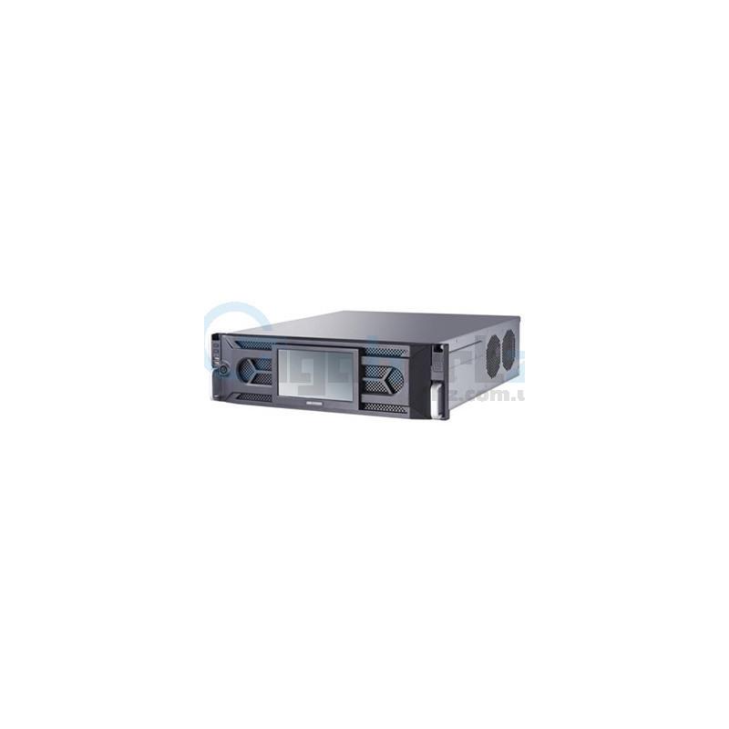 64-канальный DeepinMind сетевой видеорегистратор Hikvision - Hikvision - iDS-96064NXI-I16 (B)